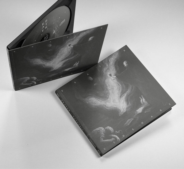 Venenare - ltd. Digipak CD + Slipcase